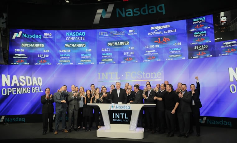INTL FCStone Opens the Market